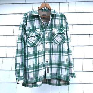 Pepe Jeans Miller Flannel shirt green XL
